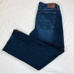 Lucky Brand 181 relaxed straight jean